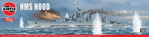 Airfix A04202V HMS Hood - 1:600