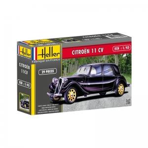 Heller 80159 Citroen 11 CV - 1:43