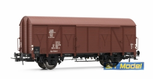 Rivarossi HRS6386 Wagon towarowy kryty .Ggs (Kddet), typ 223K/1, PKP/OPW ep. IVa