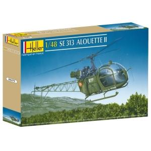 Heller 80479 SE 313 Alouette II - 1:48