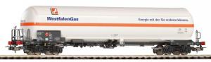 Piko 54662 Wagon cysterna Zags, Westfalengas, Wascosa, Ep. VI