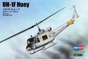 Hobby Boss 87230 Helikopter UH-1F Huey - 1:72