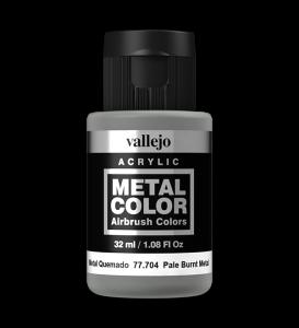 Vallejo 77704 Metal Color 77704 Pale Burnt Metal