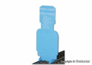 Viessmann 4196 H0 Pozycjoner do ustalania wysokości trakcji elektrycznej