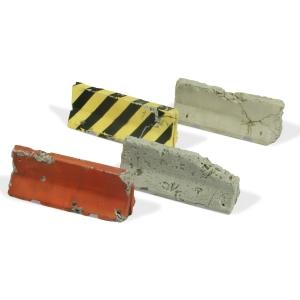 Vallejo SC215 Diorama Accessories Zniszczone zapory betonowe 1:35