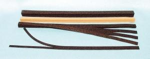 Heki 3198 Podkład korkowy ciemny H0m / TT 9,8 mb