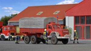 Kibri 18264 Magirus Deutz 178D - Straż Pożarna