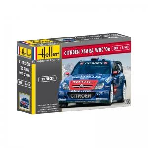 Heller 80116 Citroen Xsara WRC 2006 - 1:43