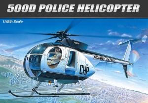 Academy 12249 Hughes Police 500 1:48