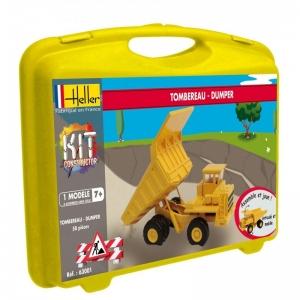 Heller 63001 Constructor Kit - Wywrotka - 1:60