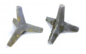 Vallejo SC220 Diorama Accessories Zapory przeciwpancerne 1:35