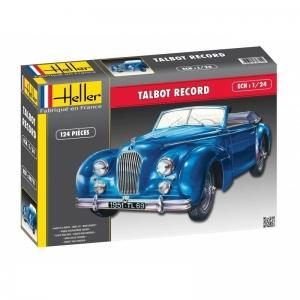 Heller 80711 Talbot Lago Record T26 - 1:24