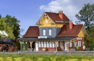 Kibri 39491 Stacja kolejowa Paulinzella