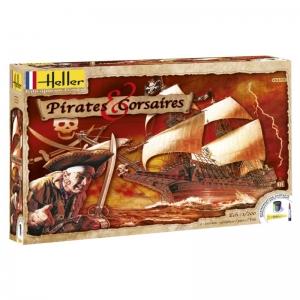 Heller 52703 Starter Set - Piraci i korsarze - 1:200