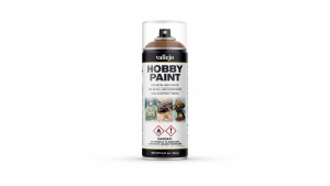 Vallejo 28014 Spray 400 ml Fantasy Color Leather Brown