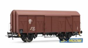Rivarossi HRS6388 Wagon towarowy kryty .Ggs-t, typ 223K/1, PKP ep. IV