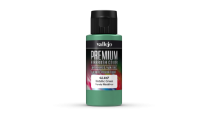 Vallejo 62047 Premium Color 62047 Metallic Green