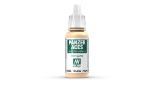 Vallejo 70342 Panzer Aces 70342 Flesh Highlights