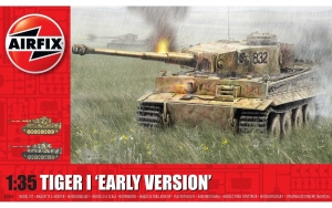 Airfix A1363 Tiger-1 Early Version - 1:35