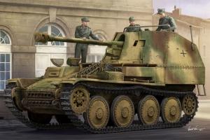 Hobby Boss 80168 Marder III Ausf.M Tank Destroyer Sd.Kfz.138 - Late - 1:35
