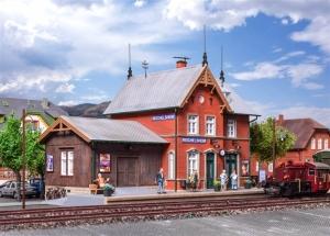 Kibri 39492 Stacja kolejowa Reichelsheim