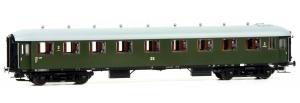 Wagon pasażerski B4üp 204-405, DR, Ep. III