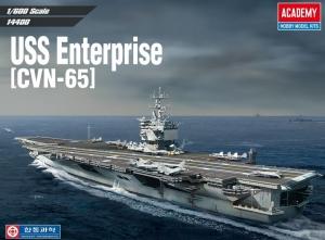 Academy 14400 CVN-65 USS Enterprise - 1:600