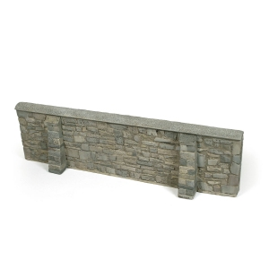 Vallejo SC106 Diorama Accessories Ardennes Wiejski mur kamienny 24x7 cm. 1:35
