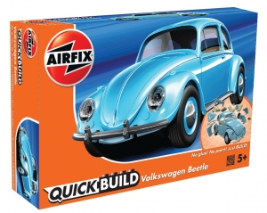 Airfix J6015 Quickbuild - VW Beetle Blue