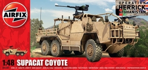 Airfix A06302 British Forces Supacat HMT600 Coyote 1:48