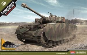 German Pz.Kpfw. IV Ausf. H Mid verssion 1:35