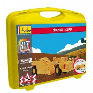 Heller 63002 Constructor Kit - Zgarniarka kołowa - 1:60