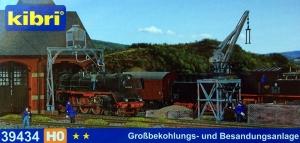 Kibri 39434 Stanowisko nawęglania parowozów