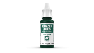 Vallejo 70308 Panzer Aces 70308 Green Tail Light