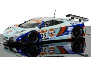 Scalextric C3716 McLaren 12C GT3