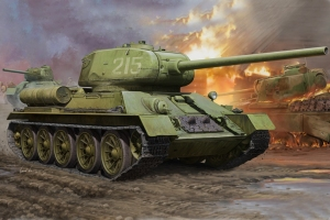 Hobby Boss 82602 Czołg T-34/85 - 1:16