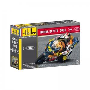 Heller 80923 Honda RC211V Valentino Rossi - 1:24