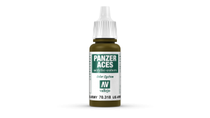 Vallejo 70318 Panzer Aces 70318 US. Army Tanker