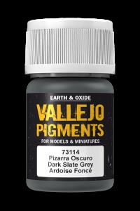 Vallejo 73114 Pigment 73114 Dark Slate Grey
