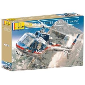 Heller 80488 Eurocopter AS 350 B3 Everest - 1:48