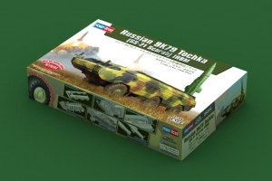 Hobby Boss 85509 Russian 9K79 Tochka (SS-21 Scarab) IRBM 1:35