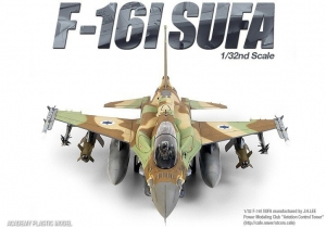 Academy 12105 F-16I SUFA 1:32