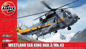 Airfix A04063 Westland Sea King HAS.3 - 1:72