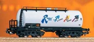 Piko 54382 Wagon cysterna Reibner Gase , DB, Ep. IV V