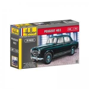 Heller 80161 Peugeot 403 - 1:43