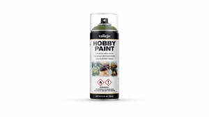 Vallejo 28027 Spray 400 ml Fantasy Color Goblin Green