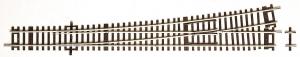 Roco 42488 Rozjazd lewy WL10, r=1946 mm,10°