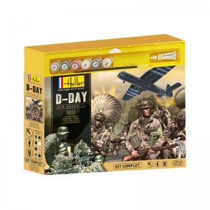 Heller 52313 Starter Set - D-Day Air Assault - 1:72