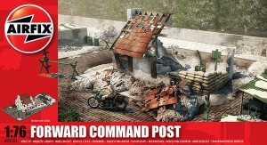 Airfix A03381 Forward Command Post 1:76