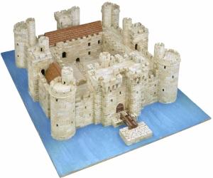 Aedes Ars 1014 Bodiam Castle 1:180